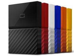 WD My Passport, nuevos discos duros externos a buen precio