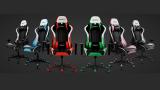 Drift DR175, silla gaming disponible en seis colores diferentes