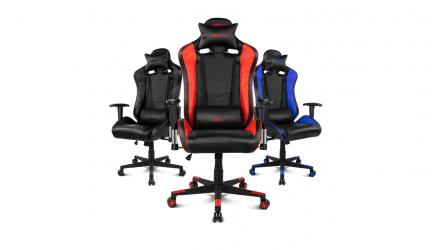 Drift DR85, buena y resistente silla gaming a buen precio
