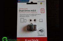 Dual drive m3.0, análisis en español de esta unidad flash