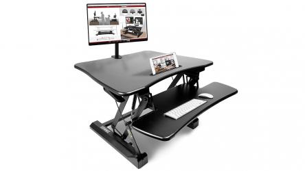 Duronic DM05D16, mesa profesional ideal para tu estación de trabajo