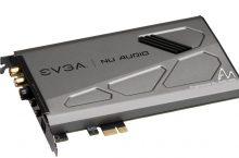 EVGA NU Audio, tarjeta de sonido gaming de alta gama