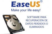 EaseUS Data Recovery Wizard Pro, ¿cómo recuperar archivos borrados?