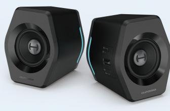Edifier G2000, compactos altavoces de gran calidad para gamers