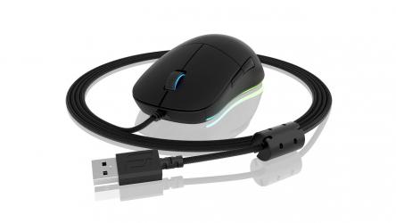 EndGame Gear XM1 RGB, un nuevo ratón gaming con iluminación