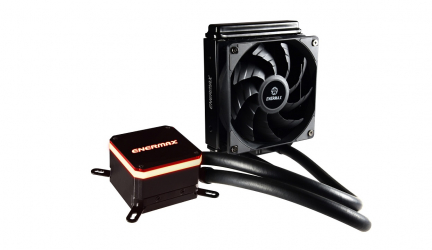 Enermax LIQMAX III 120, refrigeración extrema para los gamers