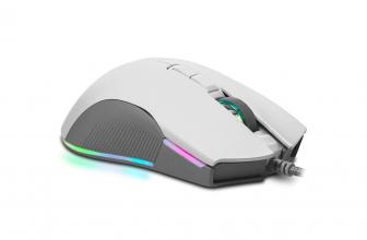 Eos Ivory, el nuevo ratón gaming blanco de Newskill