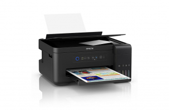 Epson ET-2700, impresora con depósito de rellenado de tinta
