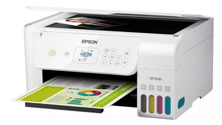 Epson EcoTank ET-2720, una impresora multifunción que se olvida de cartuchos