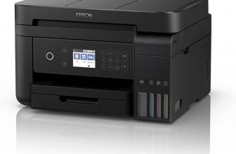 Epson EcoTank ET-3750, el centro productivo para la pequeña oficina