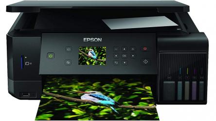 Epson EcoTank ET-7700, una multifunción para imprimir fotos sin parar