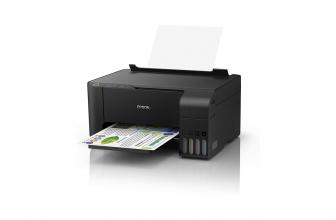 Epson Ecotank ET- L3110, impresora con la que ahorrar tinta