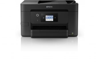 Epson WorkForce Pro WF-3825DWF, buena impresora inalámbrica