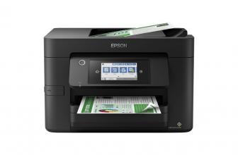 Epson WorkForce Pro WF-4820DWF, impresora multifunción inalámbrica