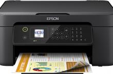 Epson WorkForce WF-2810DWF, una impresora compacta 4 en 1 con WiFi