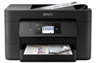 Epson Workforce Pro WF-4720DWF, alta productividad, mínima inversión