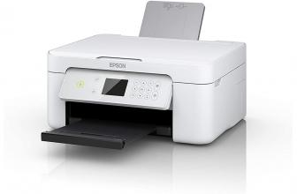 Epson XP-4105, impresora inalámbrica compacta 3 en 1