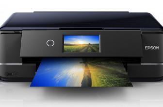 Epson XP-970, una impresora fotográfica 3 en 1 que imprime en A3