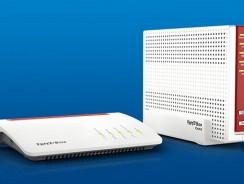 Nuevos modelos FRITZ!Box de alta gama para DSL y cable