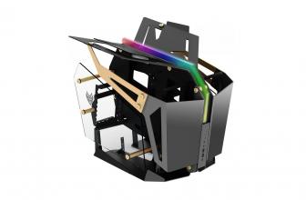 FSP T-WINGS, un chasis de doble sistema en diseño abierto