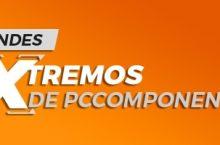 Findes Extremos de PCcomponentes, estas son nuestras ofertas favoritas.