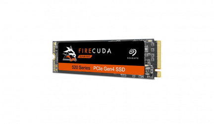 FireCuda 520 PCIe Gen4, Seagate presenta su SSD M.2 PCIe 4.0