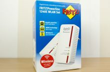 Fritz Powerline 1240E WLAN Set, WiFi N y Gigabit donde quieras