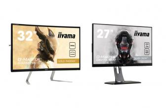 Nuevos monitores Gaming de iiyama: G-Master GB2730QS y G-Master G3266HS