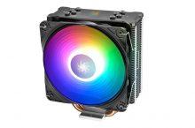 GAMMAXX GT ARGB, un atractivo cooler luminoso de DeepCool