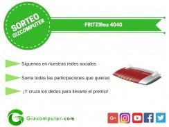 SORTEO: FRITZ Box 4040, un router ac gratis para ti