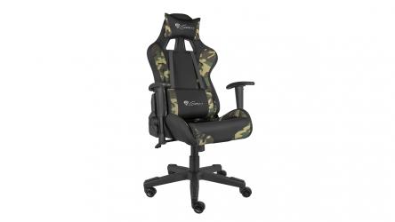Genesis Nitro 560, silla gaming con camuflaje militar