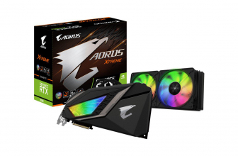 Gigabyte AORUS GeForce RTX 2080 Xtreme Waterforce, el lujo gráfico