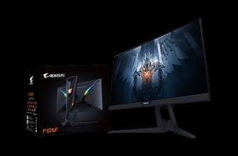 Gigabyte Aorus FI25F, monitor gaming SuperSpeed IPS