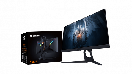 Gigabyte Aorus FI25F, monitor gaming SuperSpeed IPS