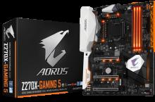 Gigabyte Aorus GA-Z270X-Gaming 5, juega a tu manera imponiendo tu estilo