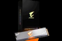 Presentada la Gigabyte Aorus RGB M.2, una SSD PCIe con RGB