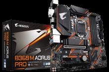 Presentada la placa gaming compacta Gigabyte B360M Aorus Pro