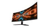 Gigabyte G34WQC, monitor gaming curvo de gran tamaño