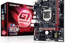 Gigabyte GA-H110-Gaming 3, detalles gaming al alcance de todos los bolsillos