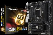 Gigabyte GA-H270M-DS3H, inmersión de las nuevas tecnologías de intel