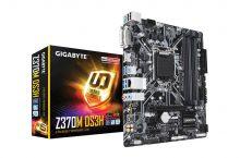 Gigabyte Z370M DS3H, placa para acceder a la nueva generación Intel