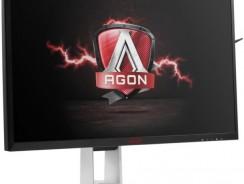 AOC AGON AG271UG: Monitor gamer con resolución 4K y G-Sync.