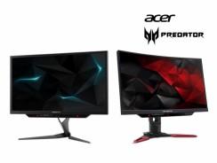 Acer Predator X27 y Predator Z271UV: Monitores para equipos gaming de altos vuelos.