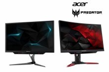 Acer Predator X27 y Predator Z271UV: Monitores para gaming