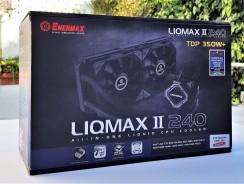 Enermax Liqmax II 240: probamos esta refrigeración líquida low-cost.