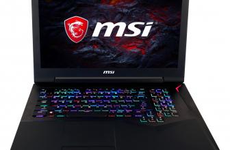 MSI presenta el GT75VR Titan: Portátil de gama alta con lo último en teclados RGB.