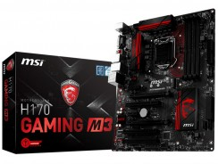 """MSI H170 GAMING M3: una buena placa """"gaming"""" con un precio ajustado."""
