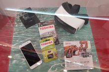 #IFA17: Toshiba nos muestra sus últimas soluciones de almacenamiento y algo más.
