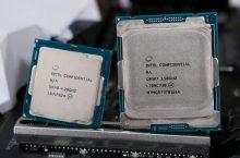 El Intel Core i7-7800X no es un buen micro para jugar, pero sí para trabajar.