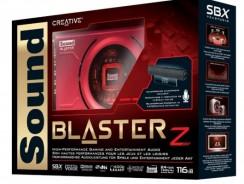 Creative Sound Blaster Z 5.1 PCIe: Una tarjeta de sonido que sigue dando la talla.